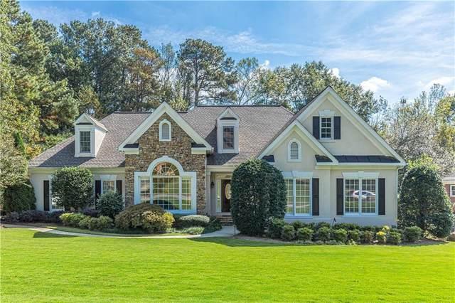 5135 Cobblestone Way NW, Lilburn, GA 30047 (MLS #6957784) :: North Atlanta Home Team
