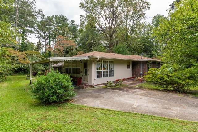 667 Pine Valley Road SW, Mableton, GA 30126 (MLS #6957787) :: North Atlanta Home Team