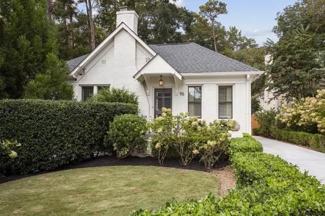 96 Peachtree Hills Avenue NE, Atlanta, GA 30305 (MLS #6957798) :: Dawn & Amy Real Estate Team
