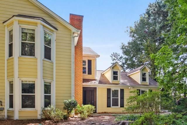 159 Great Oaks Lane #159, Roswell, GA 30075 (MLS #6957799) :: Lantern Real Estate Group