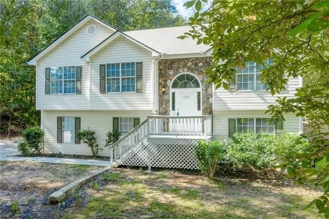 1201 Nunnally Drive, Monroe, GA 30655 (MLS #6957803) :: North Atlanta Home Team