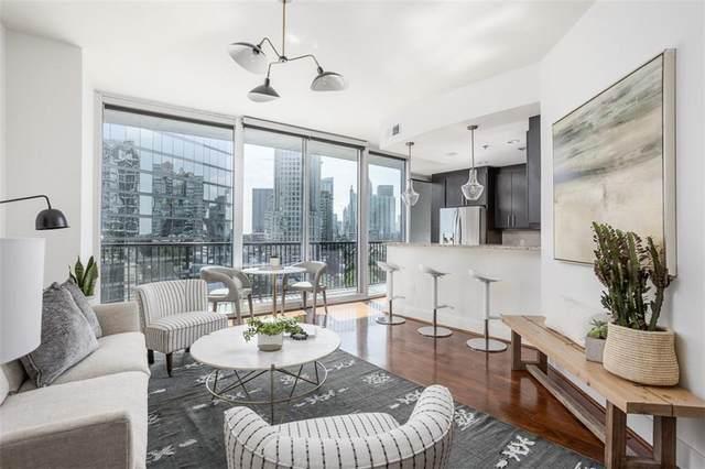 1080 NE Peachtree Street NE #1008, Atlanta, GA 30309 (MLS #6957816) :: Virtual Properties Realty