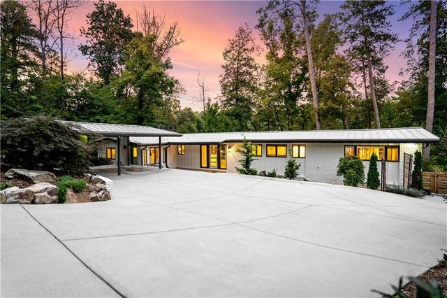 2275 Echo Trail NE, Atlanta, GA 30345 (MLS #6957823) :: Tonda Booker Real Estate Sales