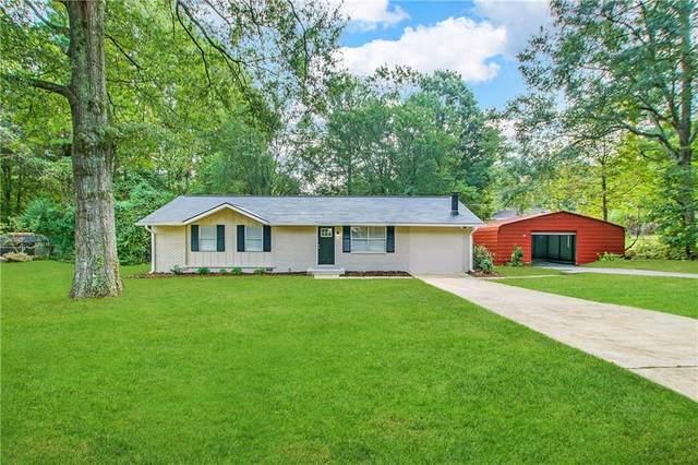 3077 Sasanqua Lane SW, Marietta, GA 30008 (MLS #6957831) :: Kennesaw Life Real Estate