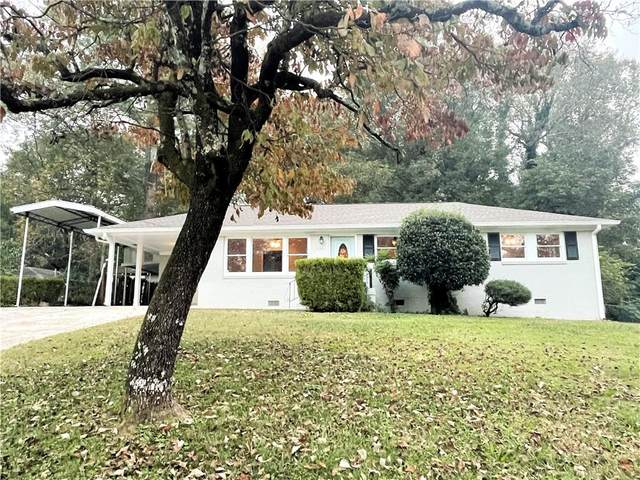 230 Okemah Trail SE, Marietta, GA 30060 (MLS #6957837) :: North Atlanta Home Team