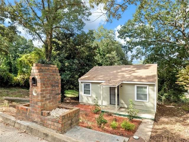 1750 Mary George Avenue NW, Atlanta, GA 30318 (MLS #6957863) :: RE/MAX Paramount Properties