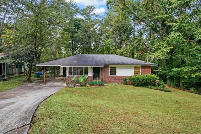 896 Harwell Road NW, Atlanta, GA 30318 (MLS #6957880) :: North Atlanta Home Team
