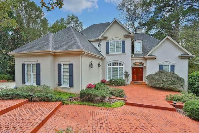 870 Cramac Drive, Lawrenceville, GA 30046 (MLS #6957886) :: Path & Post Real Estate