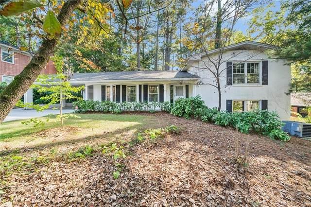 2590 Tanglewood Road, Decatur, GA 30033 (MLS #6957897) :: Path & Post Real Estate