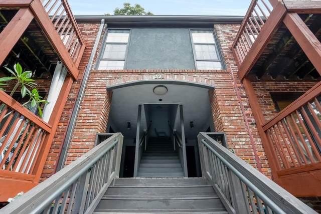 323 8th Street NE #2, Atlanta, GA 30309 (MLS #6957902) :: Tonda Booker Real Estate Sales