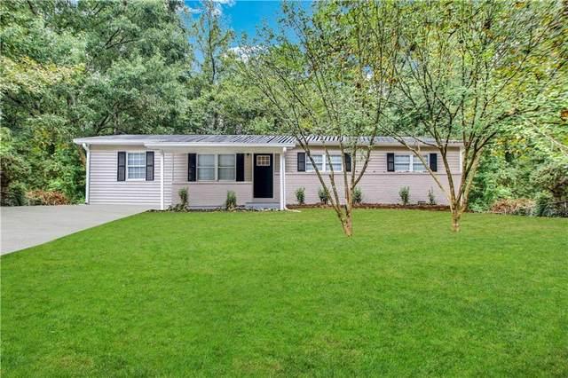 542 Oak Hills Road SW, Mableton, GA 30126 (MLS #6957904) :: Kennesaw Life Real Estate