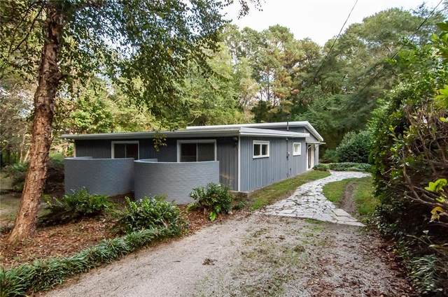 3152 Smith Hill Road, Austell, GA 30106 (MLS #6957917) :: Virtual Properties Realty