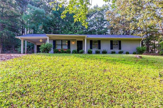 15 Georgia Road, Covington, GA 30016 (MLS #6957925) :: Path & Post Real Estate