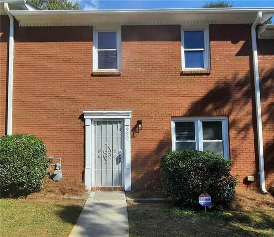 990 Park Gate Place, Stone Mountain, GA 30083 (MLS #6957939) :: North Atlanta Home Team