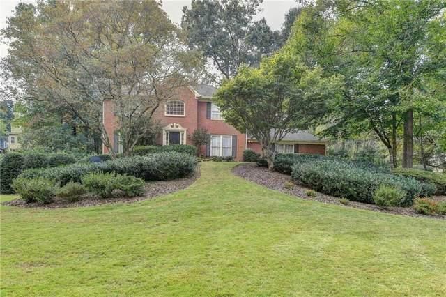 3692 Frederica Road, Berkeley Lake, GA 30096 (MLS #6957944) :: North Atlanta Home Team