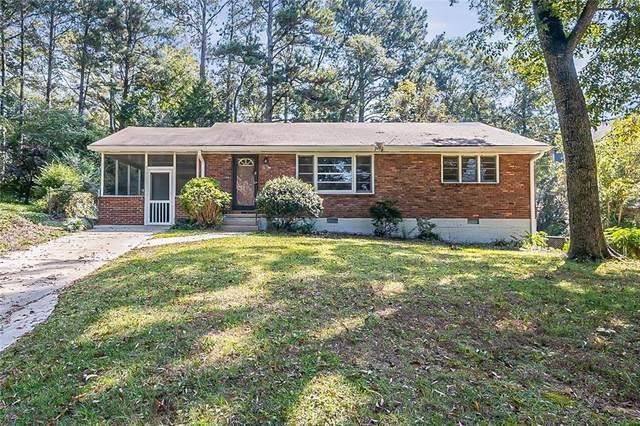 2219 Rando Lane NW, Atlanta, GA 30318 (MLS #6957945) :: RE/MAX Paramount Properties