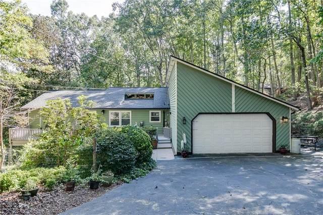 5510 Hidden Harbor Trail, Gainesville, GA 30504 (MLS #6957959) :: North Atlanta Home Team