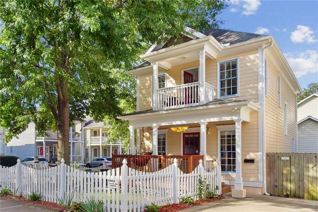 535 Connally Street SE, Atlanta, GA 30312 (MLS #6957965) :: Lantern Real Estate Group