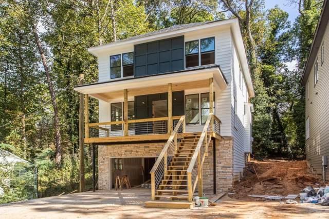 1516 Woodland Avenue, Atlanta, GA 30316 (MLS #6957975) :: Dawn & Amy Real Estate Team