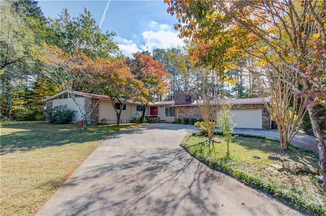 1254 Gatewood Drive, Lawrenceville, GA 30043 (MLS #6957983) :: RE/MAX One Stop
