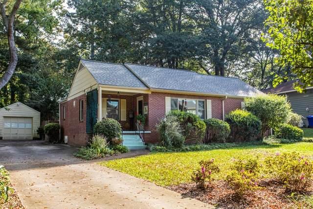 453 Pensdale Road, Decatur, GA 30030 (MLS #6957992) :: North Atlanta Home Team