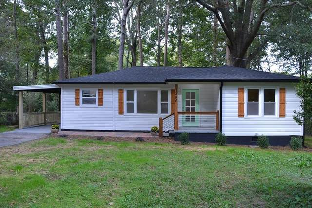 1394 Laverte Circle SW, Mableton, GA 30126 (MLS #6957994) :: North Atlanta Home Team