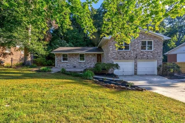 4482 Lake Ivanhoe Drive, Tucker, GA 30084 (MLS #6957997) :: North Atlanta Home Team