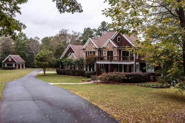 35 Riverwood Cove, Kingston, GA 30145 (MLS #6958016) :: Rock River Realty