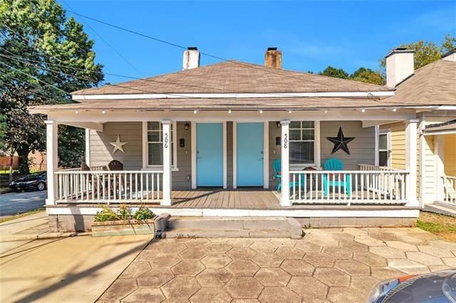 506 Old Wheat Street NE, Atlanta, GA 30312 (MLS #6958032) :: Rock River Realty