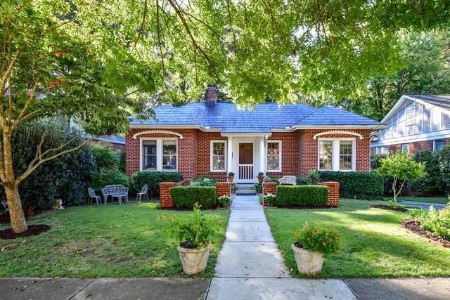 1209 Cameron Court, Atlanta, GA 30306 (MLS #6958036) :: North Atlanta Home Team