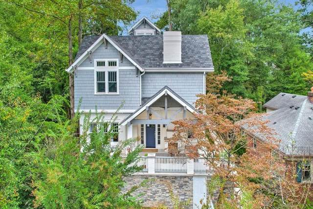 1329 Berwick Avenue NE, Atlanta, GA 30306 (MLS #6958050) :: Tonda Booker Real Estate Sales