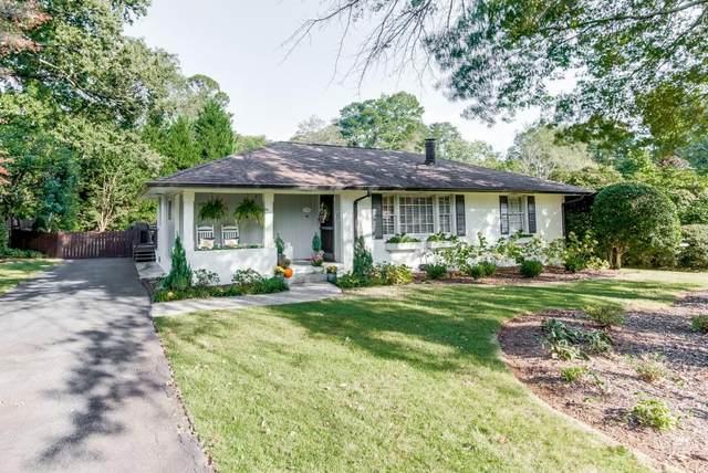 728 Meadowbrook Lane NE, Marietta, GA 30060 (MLS #6958071) :: The Justin Landis Group