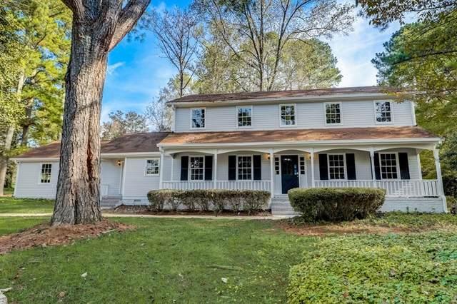 1015 Wedgewood Drive, Fayetteville, GA 30214 (MLS #6958093) :: North Atlanta Home Team