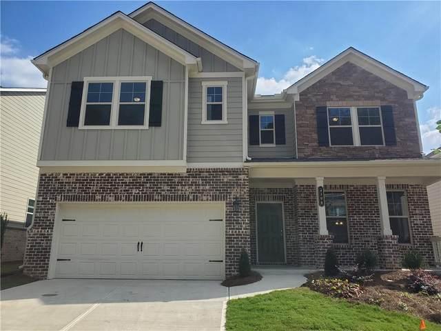 3308 Hidden Valley Circle, Lawrenceville, GA 30044 (MLS #6958102) :: Path & Post Real Estate