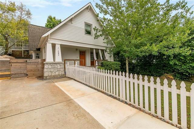 1542 New Street NE, Atlanta, GA 30307 (MLS #6958103) :: Path & Post Real Estate