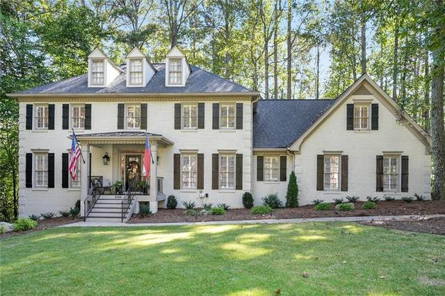 5746 Broxton Circle, Peachtree Corners, GA 30092 (MLS #6958113) :: North Atlanta Home Team