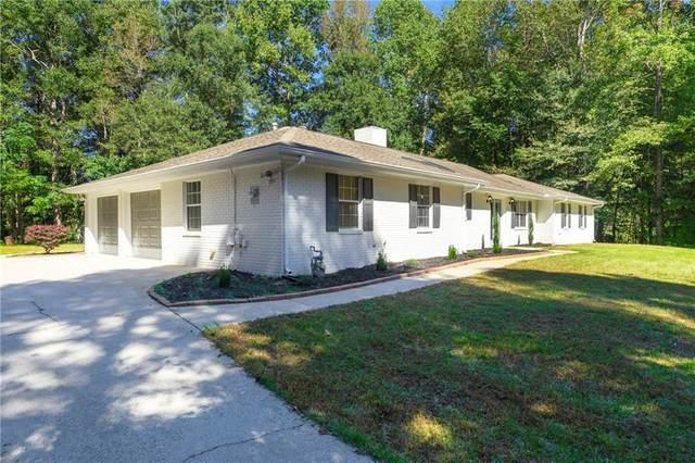 80 Briarwood Lane, Newnan, GA 30265 (MLS #6958134) :: Rock River Realty