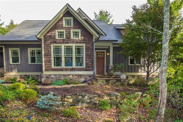 480 Blazingstar Trail, Big Canoe, GA 30143 (MLS #6958138) :: HergGroup Atlanta