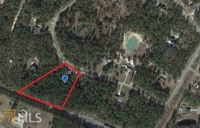 0 Oak Island Estates Road, Jesup, GA 31545 (MLS #6958140) :: Thomas Ramon Realty