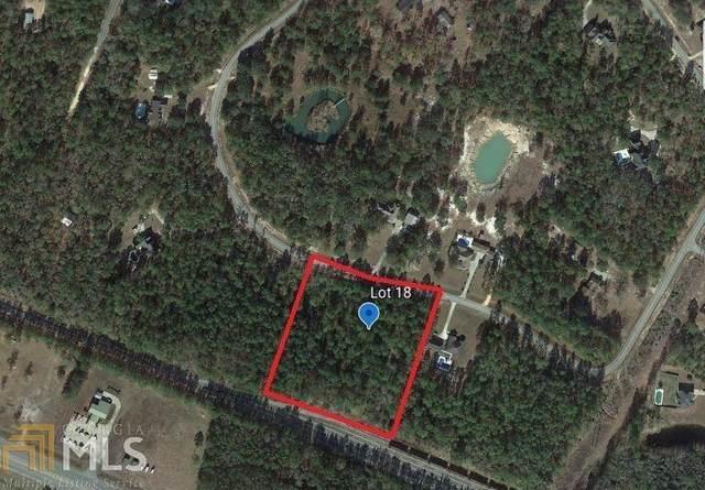0 Oak Island Estates Road, Jesup, GA 31545 (MLS #6958146) :: Thomas Ramon Realty