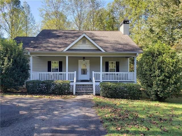 955 Camp Wahsega Road, Dahlonega, GA 30533 (MLS #6958160) :: North Atlanta Home Team