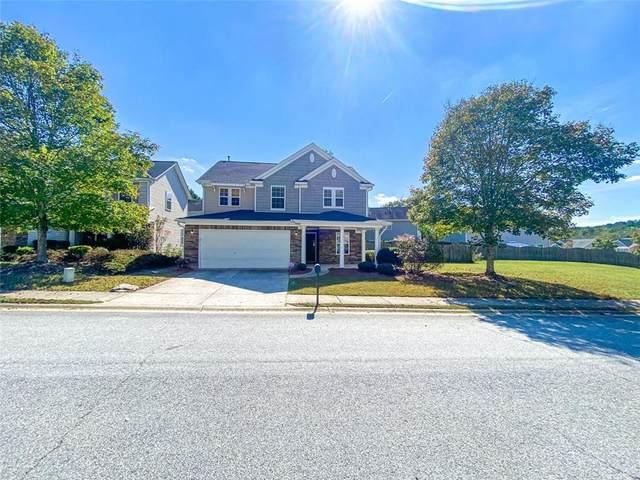 1284 Matt Moore Court, Lithia Springs, GA 30122 (MLS #6958191) :: Lantern Real Estate Group
