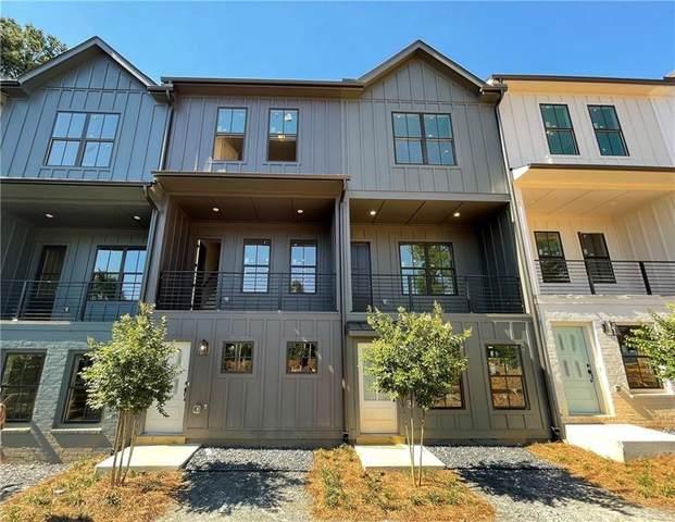 196 Chestnut Circle #44, Atlanta, GA 30342 (MLS #6958203) :: The Kroupa Team | Berkshire Hathaway HomeServices Georgia Properties