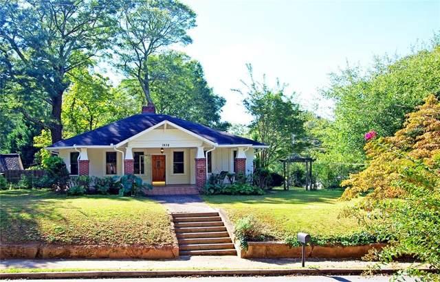 1938 Cambridge Avenue, Atlanta, GA 30337 (MLS #6958208) :: Path & Post Real Estate
