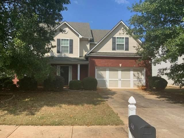 1137 Bowlin Drive, Locust Grove, GA 30248 (MLS #6958210) :: Dillard and Company Realty Group
