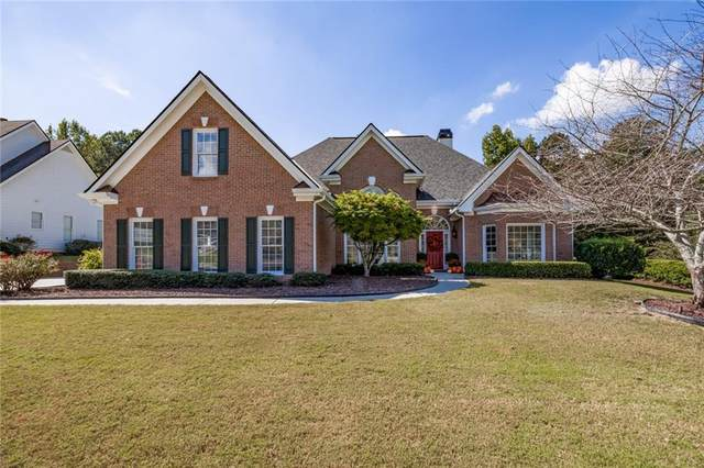 1153 Spruce Creek Lane, Lawrenceville, GA 30045 (MLS #6958223) :: North Atlanta Home Team