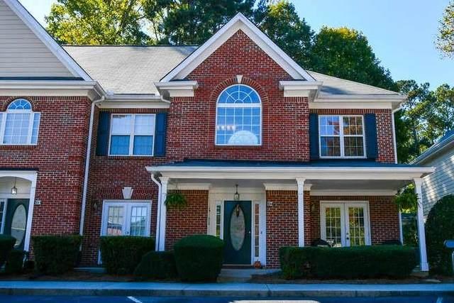 2075 Pine Tree Drive Drive D-4, Buford, GA 30518 (MLS #6958229) :: North Atlanta Home Team