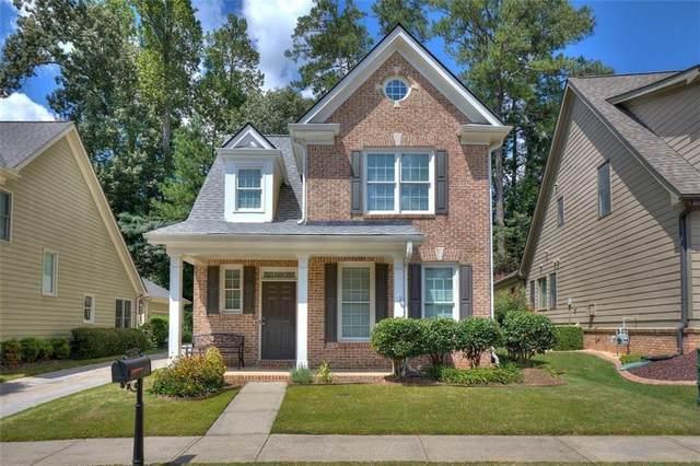 3594 High Battery Bluff NW, Acworth, GA 30101 (MLS #6958231) :: Kennesaw Life Real Estate