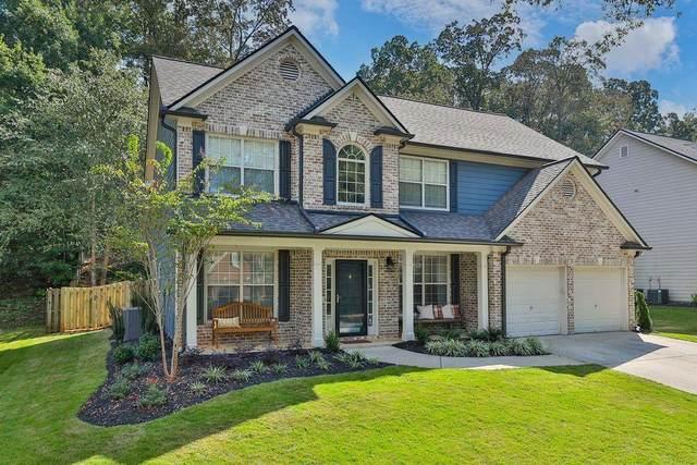 438 Windsong Way, Woodstock, GA 30188 (MLS #6958240) :: North Atlanta Home Team