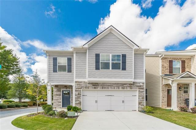 603 Lofty Lane Sw, Atlanta, GA 30331 (MLS #6958256) :: Path & Post Real Estate
